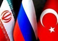 Онлайн-саммит астанинской тройки по Сирии пройдет 1 июля