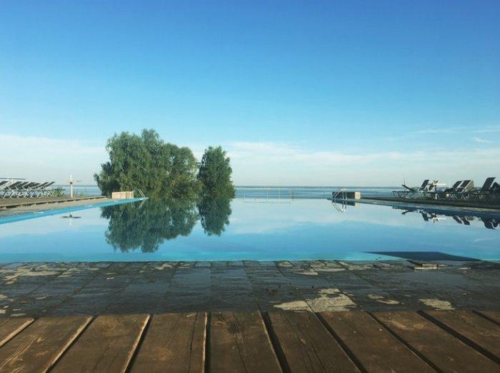 Российских отдыхающих ожидает комфортная температура воздуха как на Черноморском и Азовском побережьях, так и в районе Байкала и в Алтайском крае