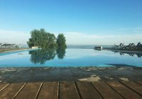 На курортах России зафиксирована аномальная температура воды