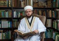 """Камиль хазрат Самигуллин: """"Хиджаб – защита для женщины"""""""