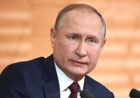 В сенате США призвали ввести санкции против Владимира Путина