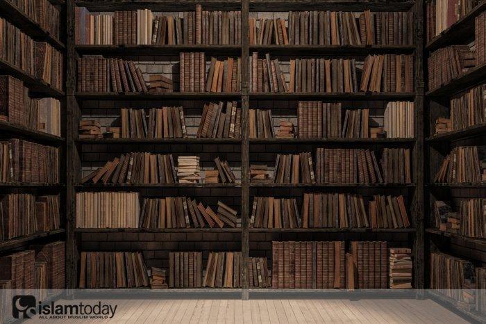 Мусульманские библиотеки. (Источник фото: shutterstock.com)