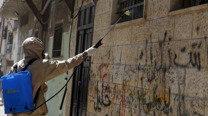 На Западном берегу - повторная вспышка коронавируса.