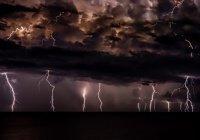 Зарегистрирована самая длинная в истории молния