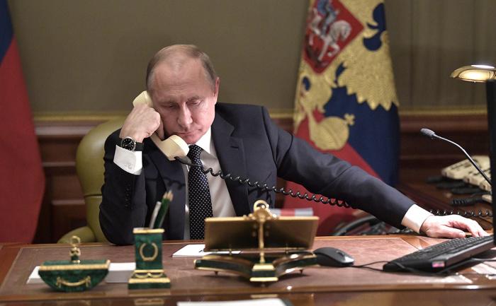 Президент России провел телефонные переговоры с лидерами стран СНГ.