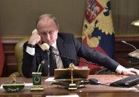 Путин обсудил с главами стран СНГ борьбу с коронавирусом