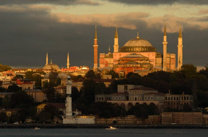 Опубликовано постановление Верховного суда Турции по статусу Айя-Софии.