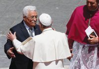 Ватикан обеспокоен планами Израиля по аннексии палестинских территорий