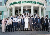 Муфтий РТ вручил дипломы выпускникам РИИ