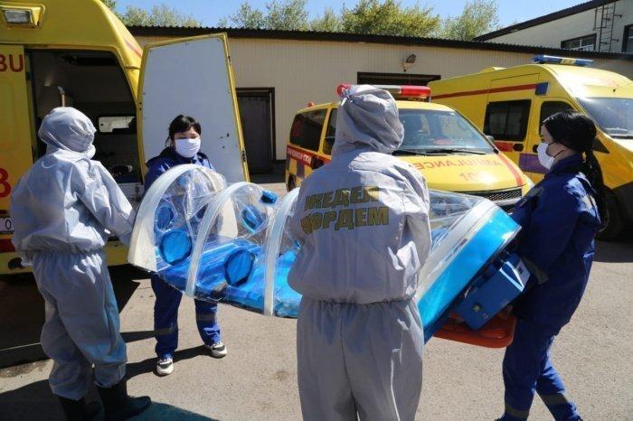 В Казахстане собощили о резком росте заболеваемости пневмонией.