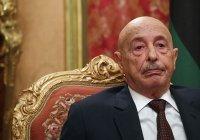 Матвиенко встретилась со спикером парламента Ливии