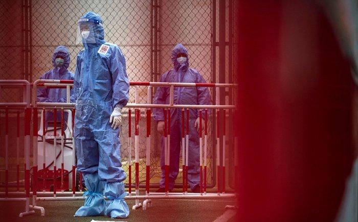 В Китае зарегистрирован случай бубонной чумы.