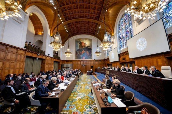 Власти Ирана подали иск против США в Международный суд.