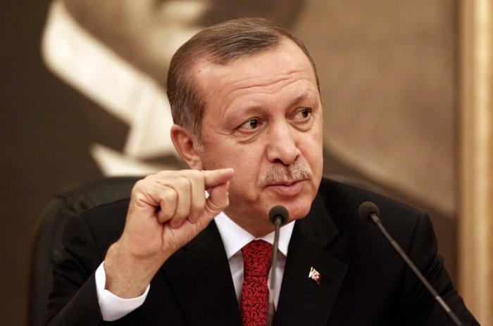 Эрдоган назвал атакой на суверенитет Турции критику по Айя-Софии.