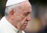 Папа Римский поддержал инициативу ООН по глобальному прекращению боевых действий