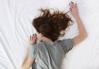 Обнаружены самые опасные позы для сна
