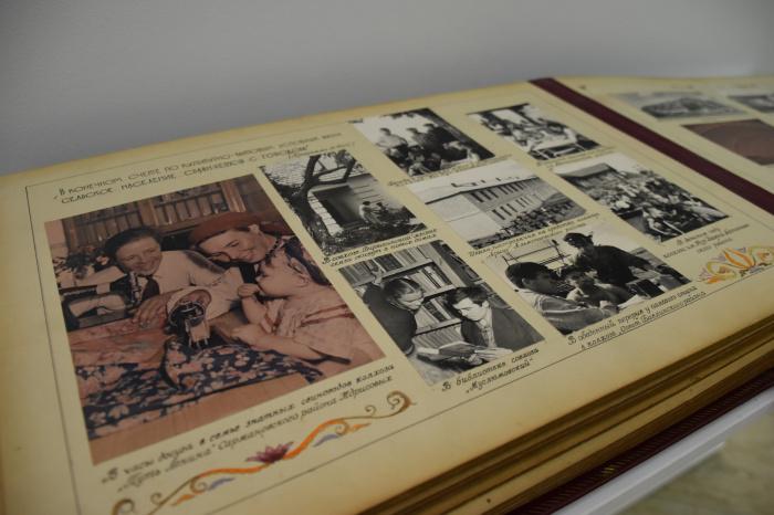 Экспонаты выставки «Вперёд в прошлое»