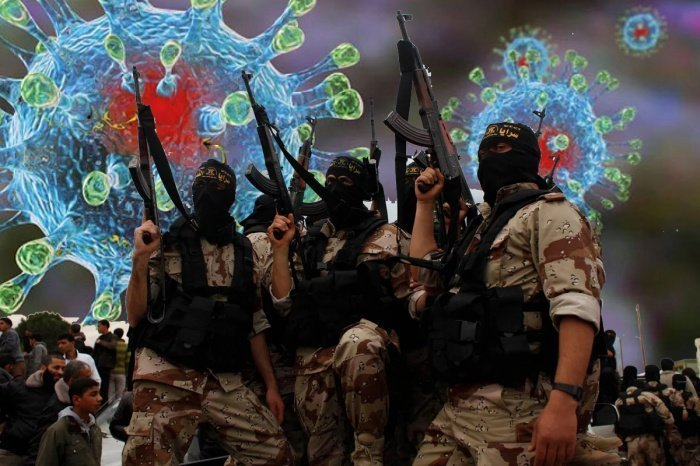 Террористы используют коронавирус для привлечения новых сторонников.