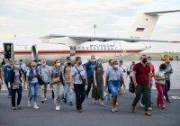 Российские врачи прибыли в Казахстан для помощи в борьбе с коронавирусом