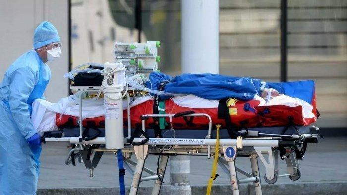 Минздрав Ирана сообщил о росте числа жертв коронавируса.
