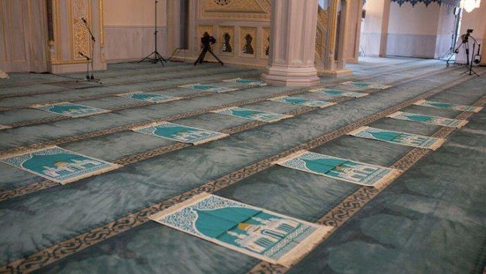 В Дагестане в ближайшее время могут открыться мечети.