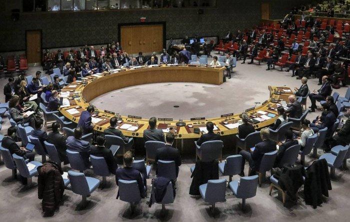 В ООН не могут договориться о механизме доставке гумпомощи Сирии.