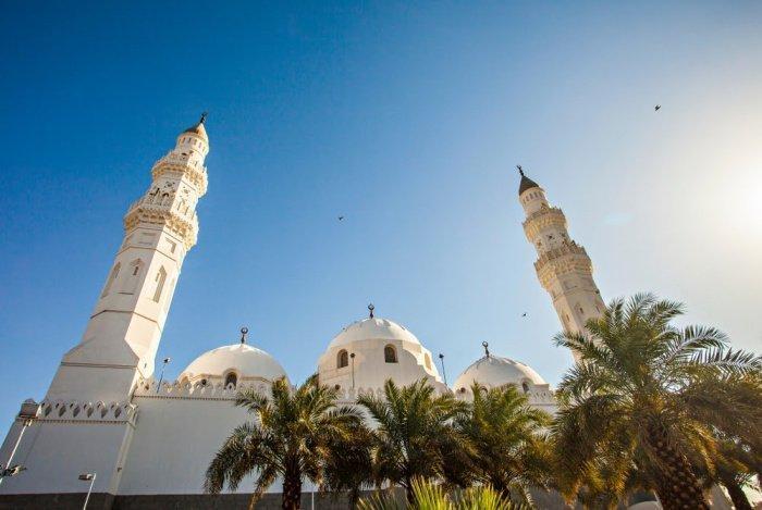 Мечеть в Губе