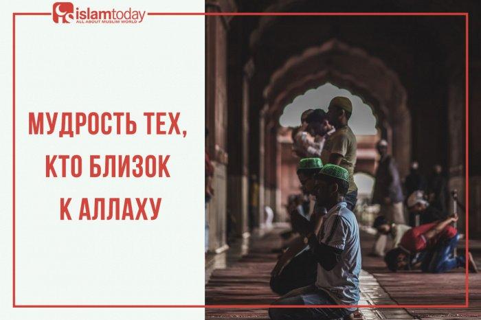 Мудрость тех, кто близок к Аллаху. (Источник фото: unsplash.com)
