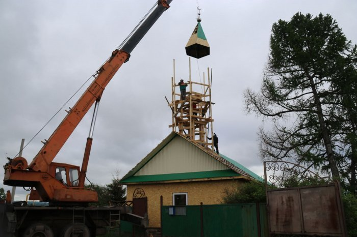 Восстановить мечеть удалось благодаря пожертвованиям.