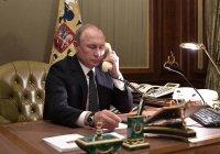 В Кремле ответили на вопрос о контактах Путина с руководством Саудовской Аравии