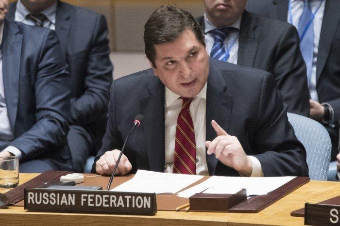 Владимир Сафронков будет курировать ближневосточное урегулирование.