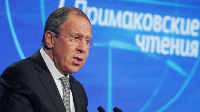 Сергей Лавров на одном из предыдущих форумов.