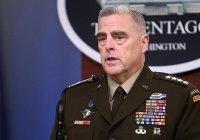 Пентагон обвинил Россию в контактах с экстремистами в Афганистане