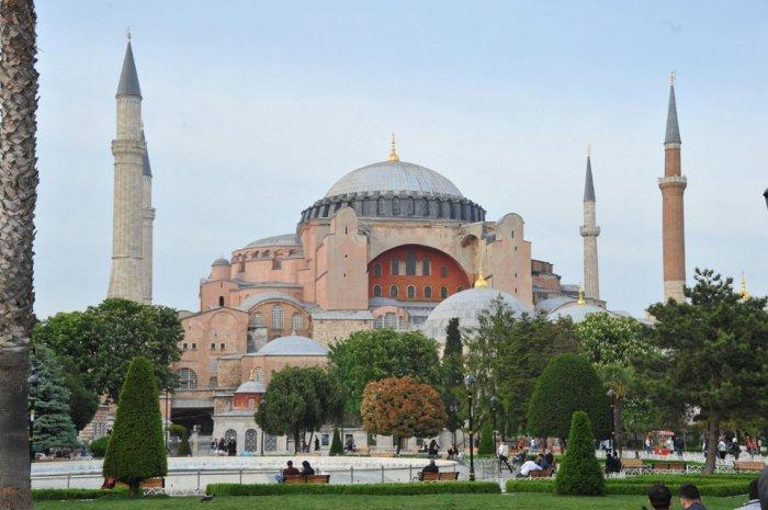 Собор Святой Софии может стать мечетью.