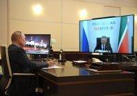 Путин выступил на заседании Совета по стратегическому развитию