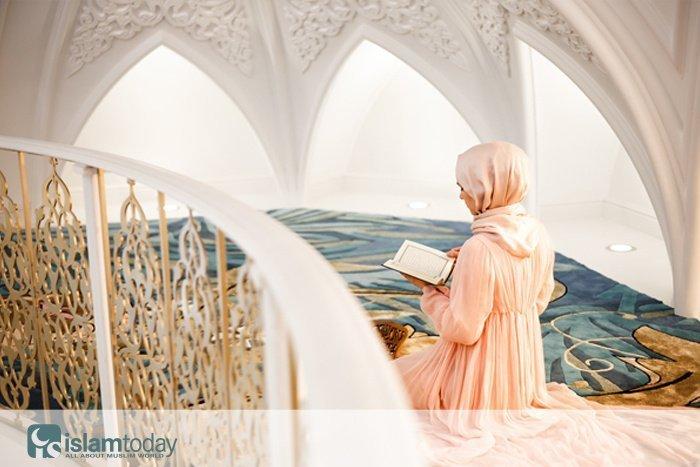 Женщины, которые удостоятся Рая (фото:shutterstock)