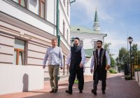 Муфтий Татарстана встретился с муфтием Башкортостана