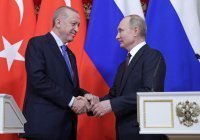 Песков сравнил Путина и Эрдогана