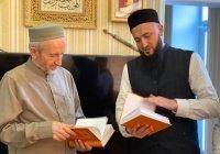 Муфтий Татарстана с рабочим визитом посетил Дагестан