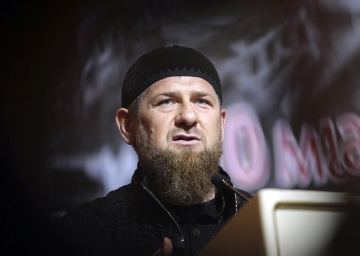 Глава Чечни призвал лидера Украины сделать первый шаг для выстраивания добрососедских отношений между Москвой и Киевом (Фото: Musa Sadulayev/AP/TASS)