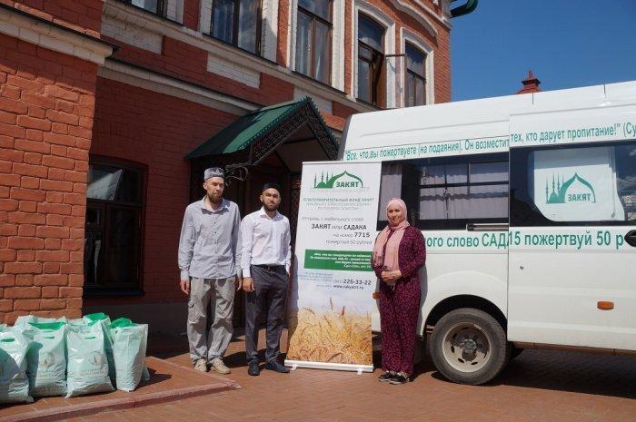 Цена одного годовалого барана составляет 8 тыс. рублей и включает в себя заклание, разделку и раздачу мяса неимущим, инвалидам и многодетным семьям