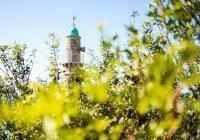 В Бугульме завершается строительство новой мечети