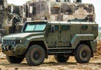 Узбекистан планирует наладить собственный выпуск бронеавтомобилей