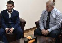 Хабиб Нурмагомедов впервые прокомментировал смерть своего отца