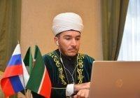 Заммуфтия Татарстана принял участие в онлайн-конференции мусульман Европы