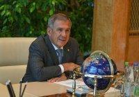 Президент Татарстана попросил пожилых в Курбан-байрам остаться дома