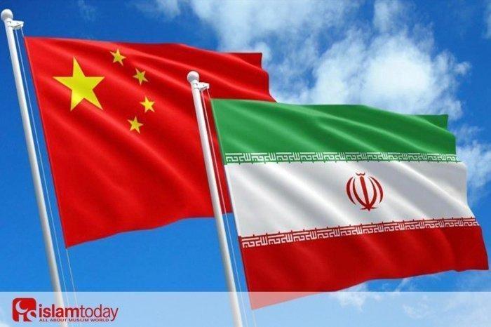 Политические Китая и Ирана. (Источник фото: yandex.ru)