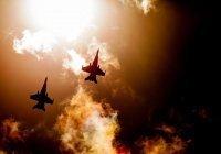 Российский истребитель перехватил над Черным морем американский самолет