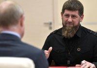 Кремль прокомментировал ответ Кадырова на санкции США