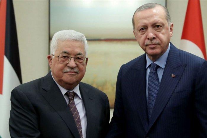 Лидеры Турции и Палестины провели телефонные переговоры.